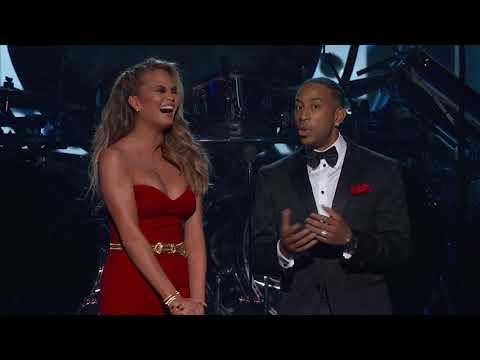 Chrissy Teigen and Ludacris Opening Monologue - BBMA 2015
