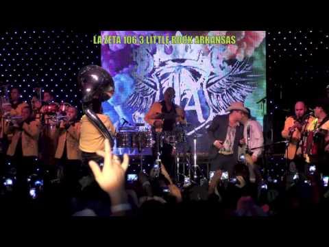 Julion Alvarez Little Rock Ar 2013(en vivo)