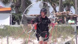 Beach Blast, Powered Paragliding Event - Lite Touch Films