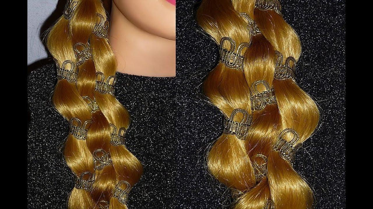einfache ud schnelle frisur zum selber machen braid hairstyle peinados youtube. Black Bedroom Furniture Sets. Home Design Ideas