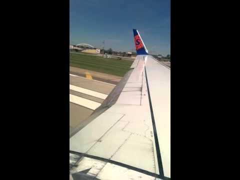 Landing at MSP