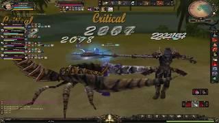 shaiya nightfall - some event on dd1 map