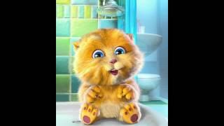 talking ginger ฮาๆ ก บ หลวงพ เท ง3