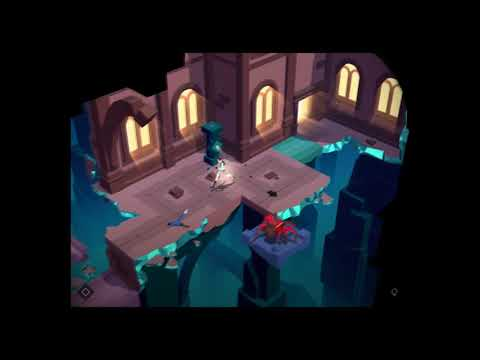 Lara Croft Go Level 7: The Mirror Of Spirits iOS Full Walkthrough