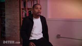 """Charles Hamilton - Making """"Jesus For A Day"""" With Macy Gray (247HH Exclusive)"""