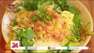 Tết - Ăn gì để KHỎE mà lại không bị BÉO? | VTV24