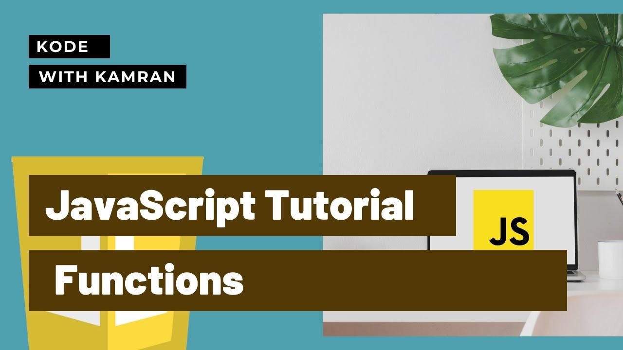 Functions | JavaScript Tutorial 02