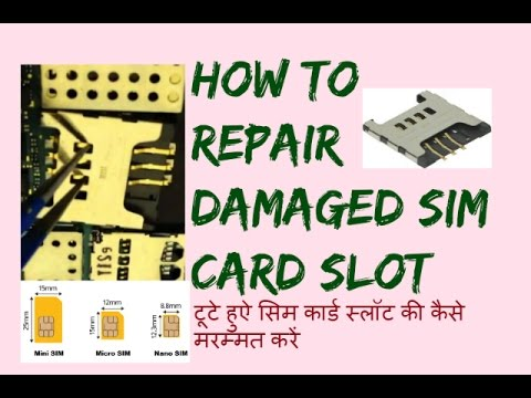 how to open the sim card slot on iphone 5s how to repair damaged sim card slot 21517