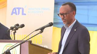 President Kagame speaks at the launch of Bugesera International Airport | 09 August 2017