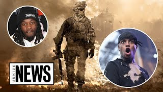 Hip-Hop's Love For 'Call of Duty' | Genius News