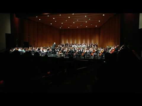 Foster's music camp 2017 America the beautiful