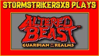 StormStrikerSX9 Plays | Altered Beast Guardian Of The Realms [Game Boy Advance 2002]