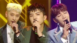 《powerful》 2pm promise ill be 인기가요 inkigayo 20161002