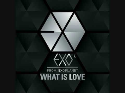 EXO-K - What Is Love Audio HQ