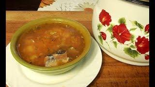 Горячий Ароматный Моментальный Суп за 15 минут с консервой Когда некогда