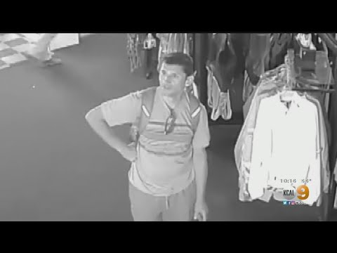 Costa Mesa Shop Offers Reward To Capture Thief Who Made Off With $5K Bike