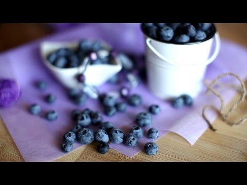 Очень полезная ягода Голубика