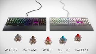 CORSAIR K70 RGB MK.2 MECHANICAL GAMING KEYBOARD - PICK YOUR SWITCH, TAKE ON THE WORLD