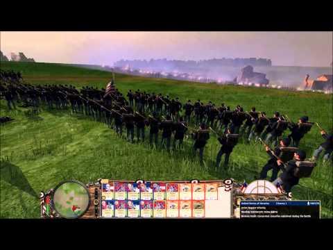 Battle Of New Bern - March 14, 1862 (Total War)