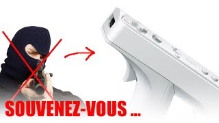 Souvenez vous... Le Wii Zapper