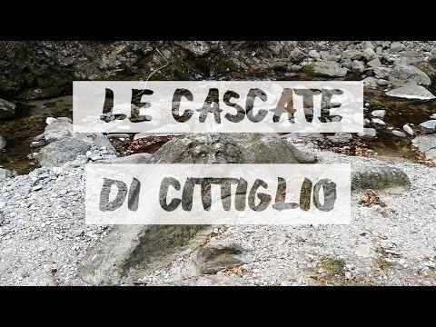 LE CASCATE DI CITTIGLIO