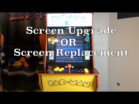 """Arcade1Up 19"""" Monitor Upgrade or Replacement by ArcadeModUp from Original Console Gamer"""