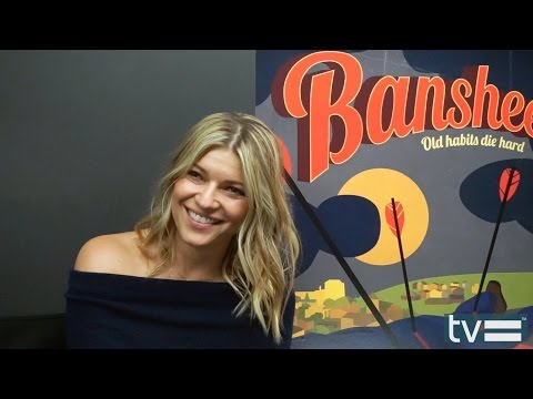 Banshee Season 3: Ivana Milicevic Interview