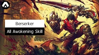 Video [Kritika] New Berserker : All Awakening Skill (LV.10) Red & Blue (Revise) download MP3, 3GP, MP4, WEBM, AVI, FLV Mei 2018