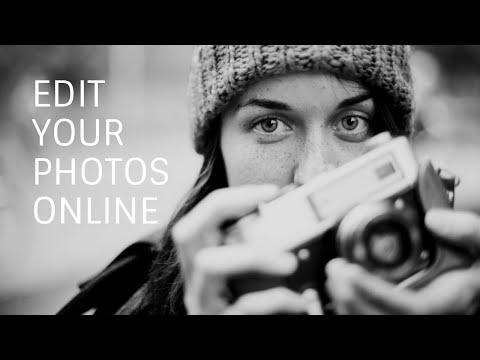 Fotor - Online Photo Editor Tutorial