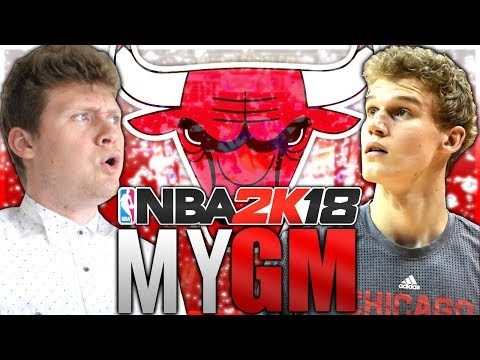 RUNNING OVER THE EASTERN CONFERENCE! NBA 2K18 CHICAGO BULLS MyGM #2