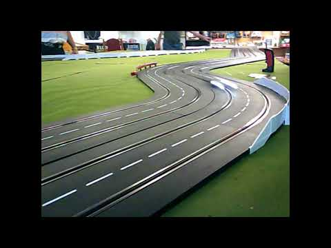 2018 Can Am Digital Slot Car League Race 3 Road Atlanta USA 2018
