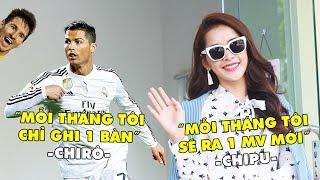 Bản tin Troll Bóng Đá số 101: Ronaldo học Chipu mỗi tháng chỉ ghi duy nhất 1 bàn!