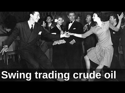 Swing Trading Crude Oil (How To)