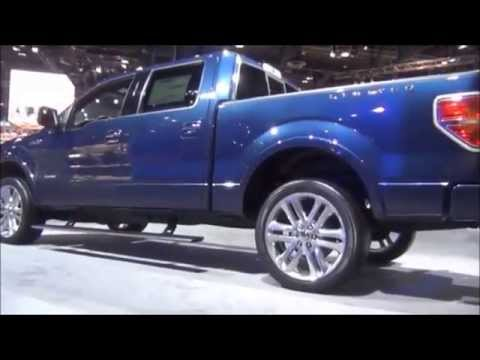 2014 Ford F 150 Limited Exterior Amp Interior Tour Youtube