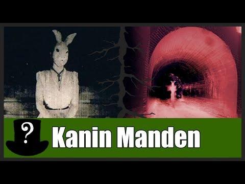 Uhyggelige Historier - Kanin Manden