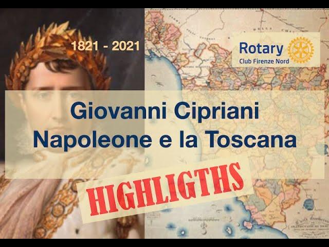 Napoleone e la Toscana HIGHLIGHTS