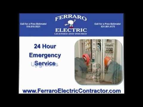 Long Island Electrical Contractors Long Island Electricians Certified Electrician