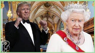 What If Donald Trump Married Queen Elizabeth?