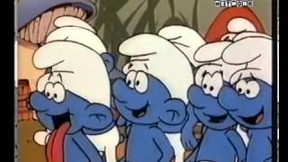 Cartoon Network Smurfs Promo