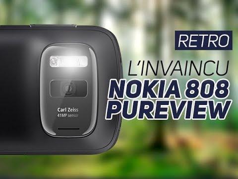 RETRO : Le Nokia 808 PureView, l'orgasme photographique - W38
