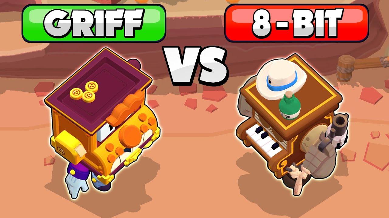 📦 GRIFF vs 8 BIT 📦 1vs1 📦 Kamikaze