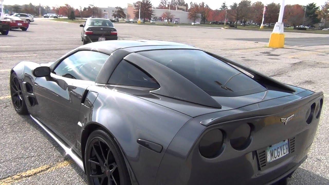 Custom Chevrolet Corvette Youtube