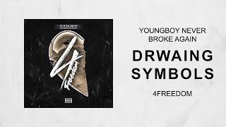 NBA YoungBoy - Drawing Symbols (4Freedom)