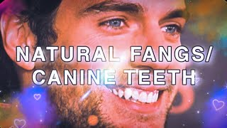 (RAIN) NATURAL FANG SERUM/ CANINE TEETH ENHANCEMENT! USE WITH BOOSTER FOR IMMEDIATE RESULTS! UNISEX
