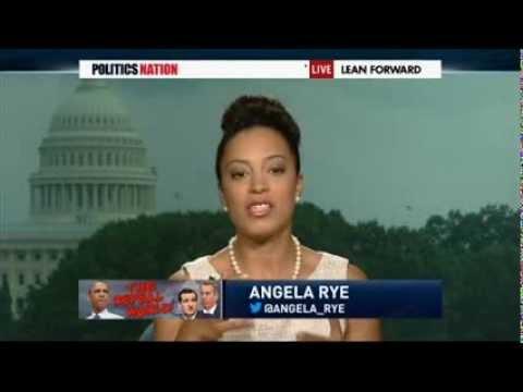 Angela Rye Talks the GOPs Effort to Repeal Obamacare w Al Sharpton