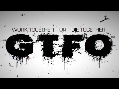 GTFO - World Premiere Gameplay Trailer   The Game Awards 2017