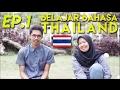 "BELAJAR BAHASA THAILAND EP.1   KATA YANG ""SERUPA"" W/ FHA"