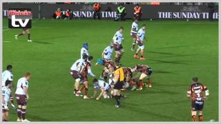 Exeter Chiefs' Henry Slade post Bordeaux Begles | Rugby Video Highlights