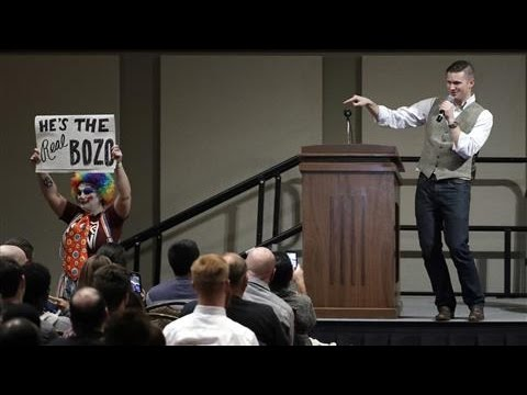 White Nationalist Richard Spencer Sparks Protests at Texas A&M