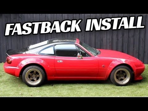 Lightyear Fastback Mx 5 Miata Install Guide